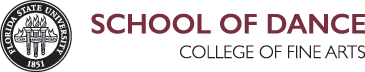 School of Dance logo