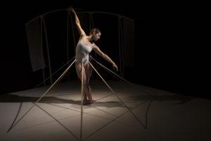 "Julie Opiel's ""Fourth Girl on the Left"" | Photographer: Meagan Helman | Set Design: Justin Bailey | Costume: Julie Opiel"