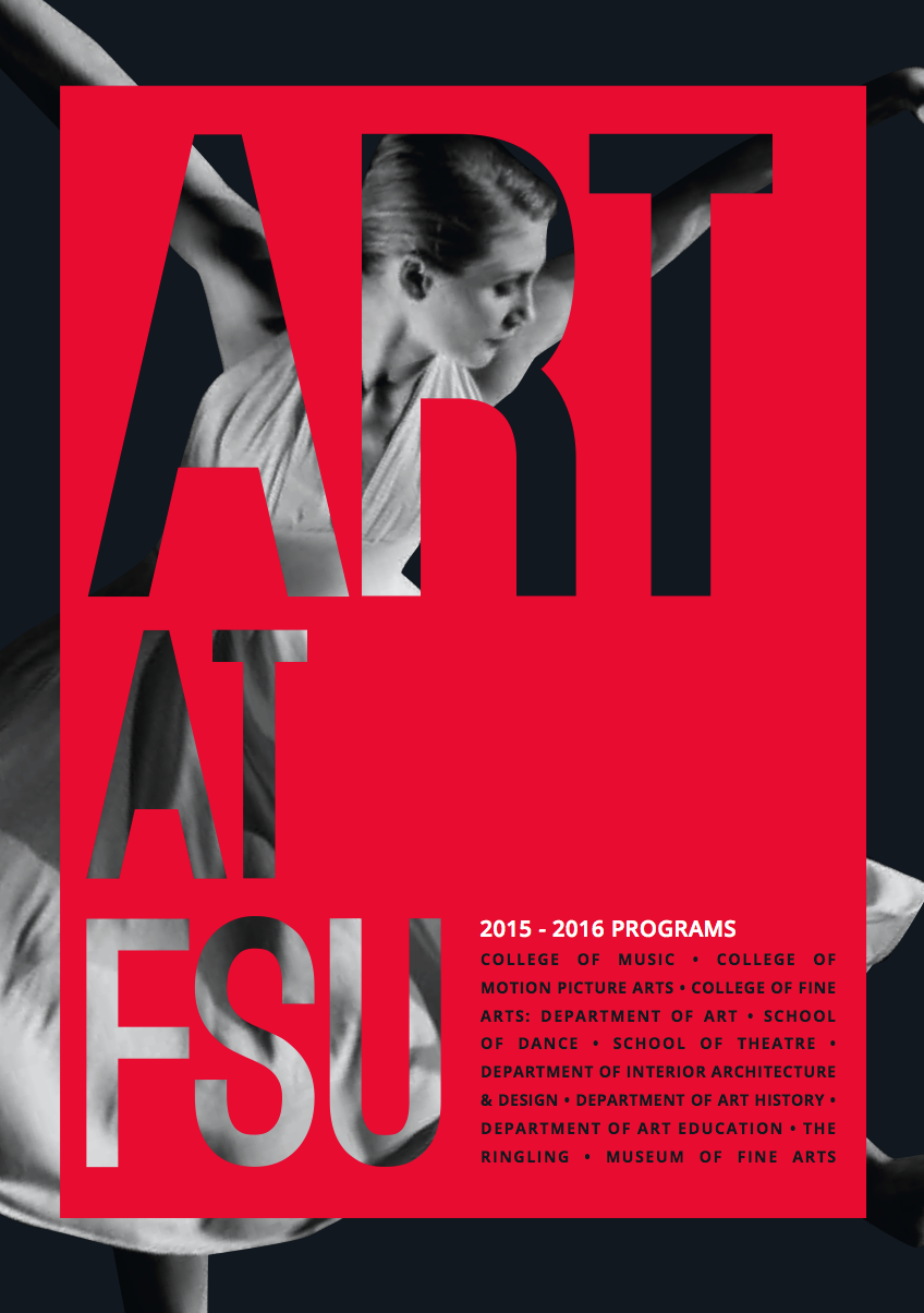 Arts @ FSU 2015-16