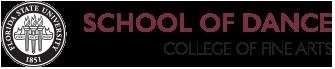 School of Dance logo