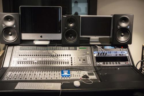 Dance Audio Lab