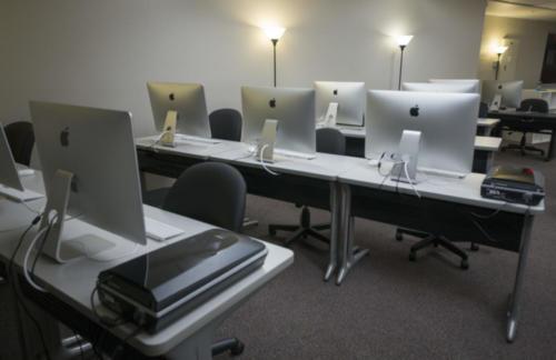 Dance Computer Lab