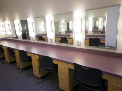 Dance Dressing Room